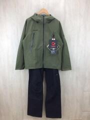 タグ付/CLIMATE Rain-Suits/1010-26551/マウンテンパーカ/L/ゴアテックス/カーキ