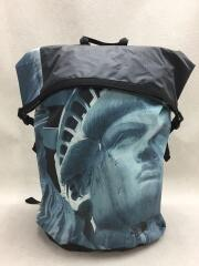19AW/NM819601/STATUE OF LIBERTY WATERPROOF BACK PACK/ブラック