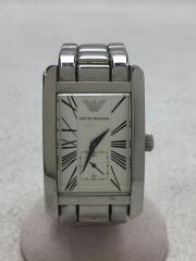 クォーツ腕時計/AR-0145/アナログ/ステンレス/シルバー