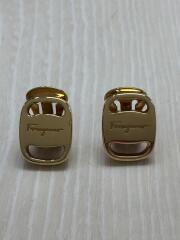ヴァラモチーフ/イヤリング/メッキ/ゴールド/イタリア製