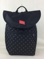 Jefferson Market Garden Backpack Dot Print/ナイロン/ブラック/ドット