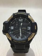クォーツ腕時計・G-SHOCK/GRAVITYMASTER/GA-1000-9GJF/デジアナ/ラバー