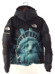 STATUE PRINT Baltro Jacket/ND919011/ダウンジャケット/S/ナイロン/ブラック