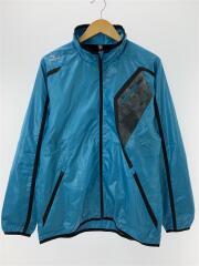 ジャケット/A60JF-171/XL/ポリエステル/ブルー/無地
