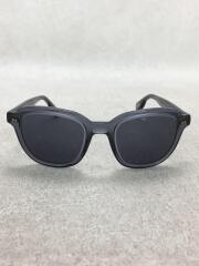 サングラス/ウェリントン/BLU/BLK