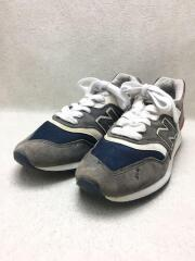 M997CYON/ワイズD/28.5cm/NVY/made in USA