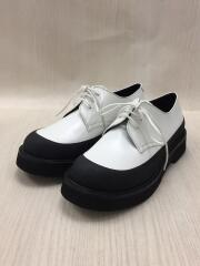 ドレスシューズ/35/WHT/PVC