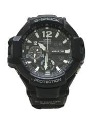 カシオ/ジーショック/クォーツ腕時計・G-SHOCK/デジアナ/ラバー/GA-1100-1A3JF