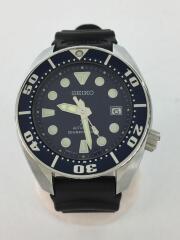 セイコー/6R15-00G0/自動巻腕時計/アナログ/ラバー/NVY/BLK
