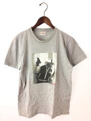 シュプリーム/14AW/BDP/Tシャツ/M/コットン/GRY