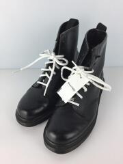 ドクターマーチン/ショートブーツ/UK6/BLK/レザー