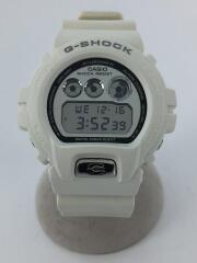 カシオ/クォーツ腕時計・G-SHOCK/デジタル/WHT