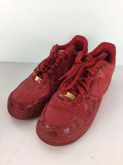WMNS AIR FORCE 1 07/ウィメンズエアフォース/レッド/315115-600/27cm/RED