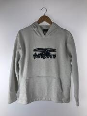 パタゴニア/26612S6/パーカー/XS/コットン/WHT