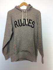RUDIES/パーカー/M/コットン/GRY