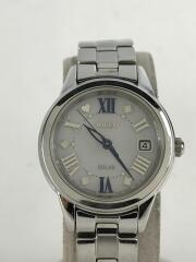 ソーラー腕時計/アナログ/V137-0CF0/633391