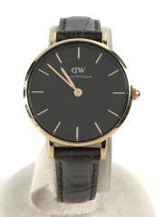 クラシックペティット/DW00100226/箱/ギャランティー有/クォーツ腕時計