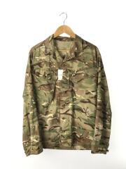 イギリス軍/8405-99-841-4788/長袖シャツ/--/コットン/KHK/カモフラ