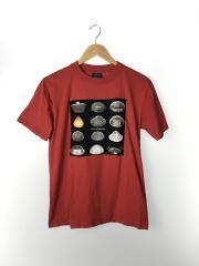 マルセロブロンカウンティオブミラン/Tシャツ/XS/コットン/RED