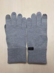 手袋/ウール/GRY