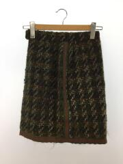 スカート/--/アクリル/マルチカラー