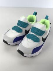 ナイキ/キッズ靴/19cm/スニーカー/WHT