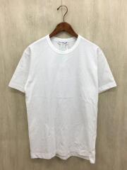 コムデギャルソンシャツ/Tシャツ/CDGT2PLA/L/コットン/WHT