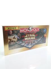 TOMY/Hasbro/ホビーその他/MONOPOLY/STAR WARS EPISODEⅠ/GLD