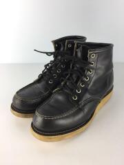 ブーツ/24.5cm/BLK/レザー