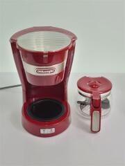 コーヒーメーカー ICM14011J-R [レッド]