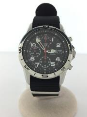 腕時計/アナログ/--/BLK/BLK/7T92-0DX0