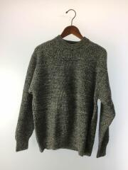 セーター(厚手)/4/ウール/GRY