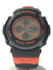 クォーツ腕時計・G-SHOCK/デジアナ/ORN