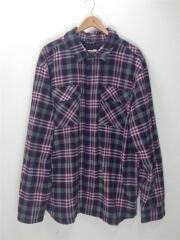 Hunter Shirt ORAGE/ウェアー/XXL/Hunter Shirt/シャツジャケット/キルティングライニング