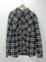 HunterShirt ORAGE/ウェアー/XXL/GRN/HunterShirt/シャツジャケット/キルティングライニング