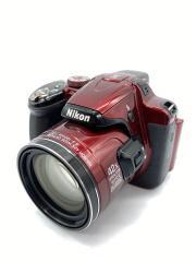 デジタルカメラ COOLPIX P520 [レッド]