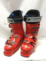 PowerMAX 110 スキーブーツ/24cm/RED/アダルト/17-18モデル/PowerMAX 110