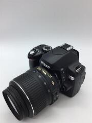 デジタル一眼カメラ D60 ダブルズームキット