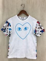 Tシャツ/S/コットン/WHT/2014/アナ雪