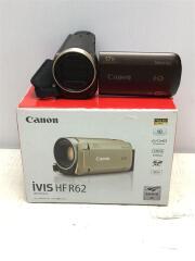 ビデオカメラ iVIS HF R62 [ブラウン]