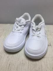キッズ靴/15cm/スニーカー/WHT/905220-100