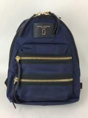 NYLON BIKER/BACKPACK/リュック/ナイロン/NVY/M0012700
