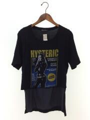 CAT SCRATCH FEVER/Tシャツ/FREE/コットン/BLK/プリント/0123CT05