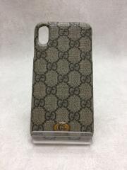GGプラス/オフィディア iPhone XS Max ケース/PVC/BEG/587671 K510S 9742