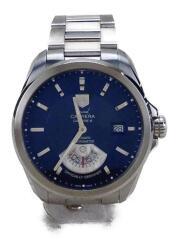 グランドカレラ/キャリバー6/ブルー文字盤/WAV511J・BA0900/grand carrera  バックスケルトン