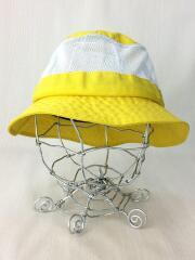 バケットハット/FREE/ポリエステル/YLW/yellow cordura bucket hat/18ss