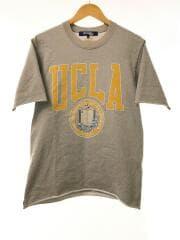 Tシャツ/M/コットン/GRY/UCLA/WD-T014