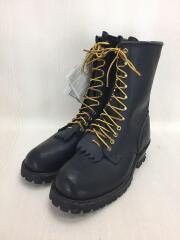 Explorer Logger Boots/タグ付/ロガーブーツ/レースアップブーツ/US10.5/BLK
