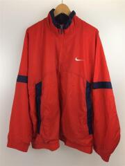 90s~/ナイロンジャケット/FREE/ナイロン/RED