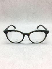 メガネ/ウェリントン/プラスチック/ブラック/FF0249